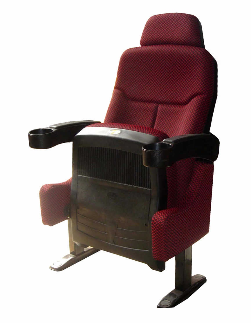 [Hot Item] Foldable Seating Price Home Theater Seat Home Cinema Chair (S21B)