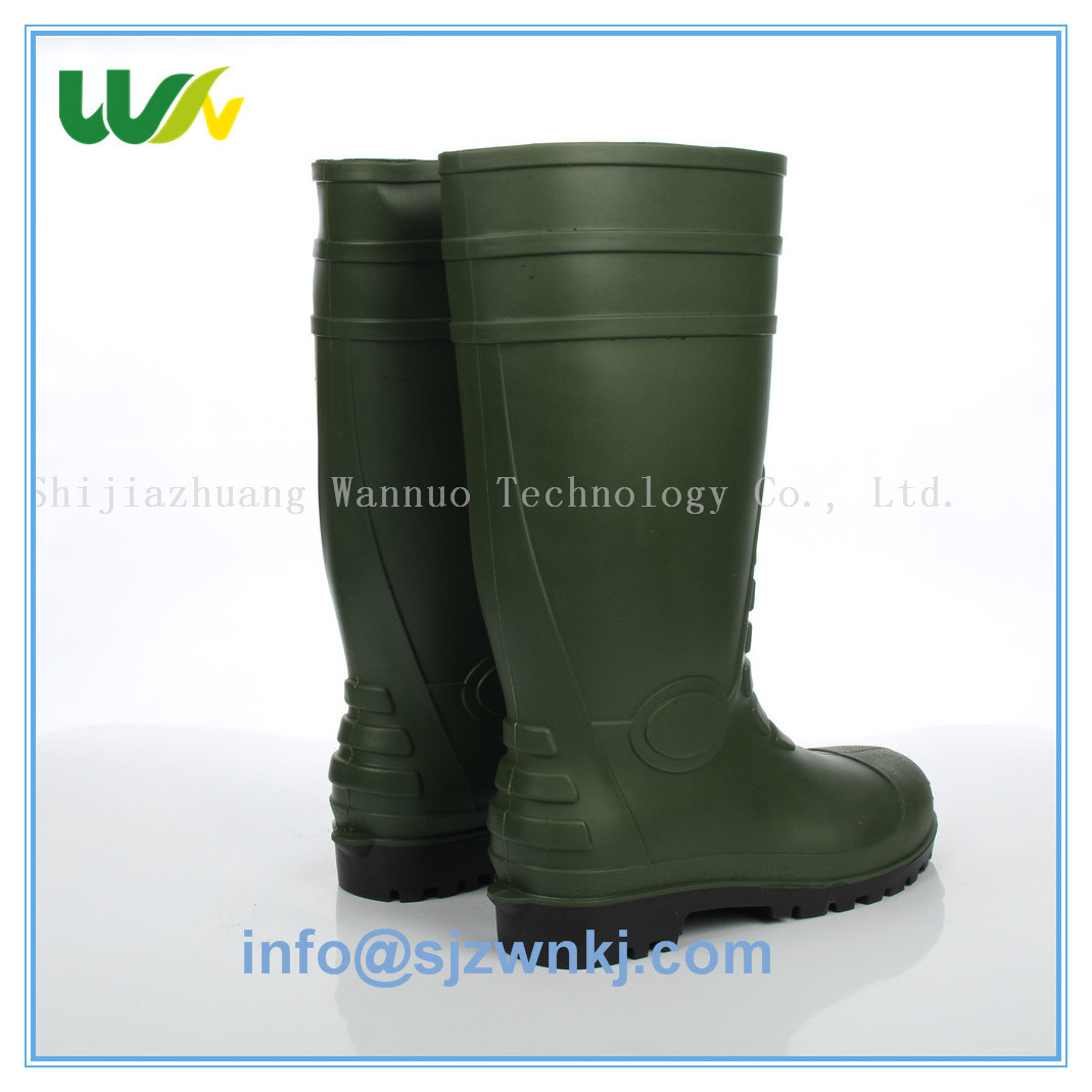 fc7212a4774b China Green PVC Boots, PVC Knee High Boots, Industry PVC Safety Boot - China  Shoes, Safety Boots