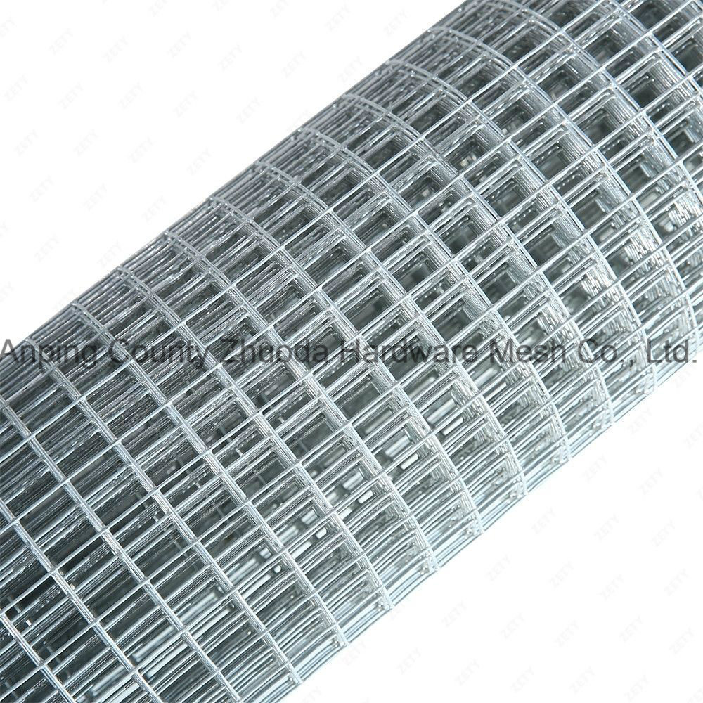 China Hot Dipped Galvanized After Welding Chicken Wire Mesh Rabbit ...