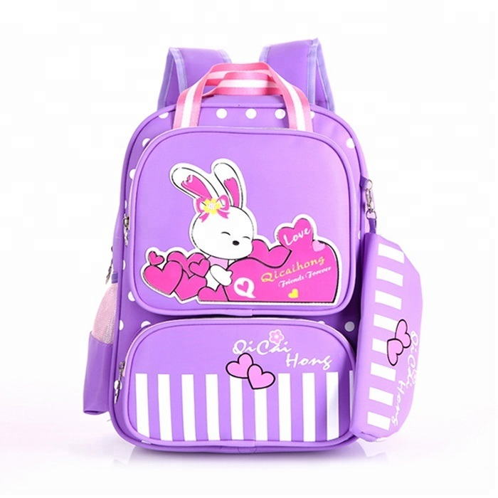 108831530c China Hot Sale Elementary Student Backpack Bag Cartoon Character ...