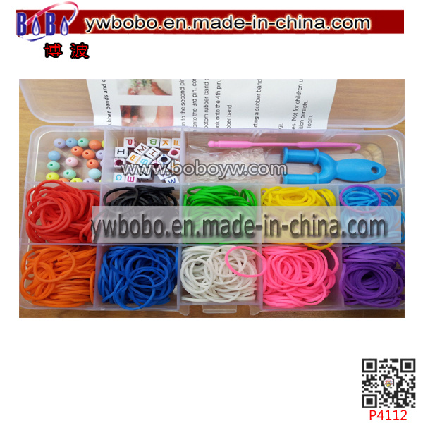 Birthday Gifts Loom Bands School Gift Children Toy Craft Educational Toys ((P4112) pictures & photos