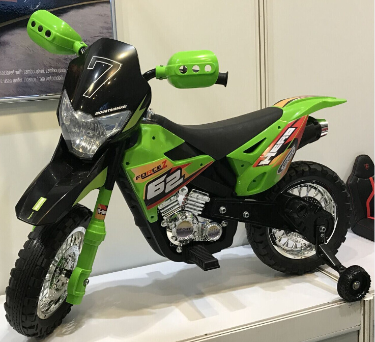 China 2018 New Popular 6v Electric Kids Motorcycle Children