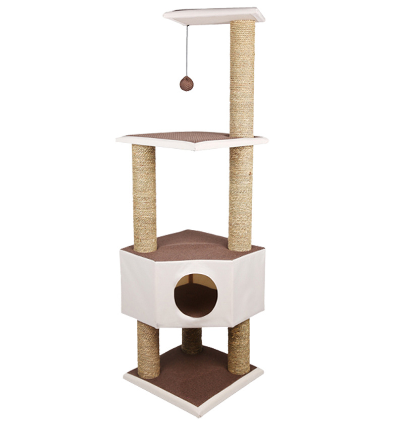 China Eco Friendly Cat Tower Durable, Eco Cat Furniture
