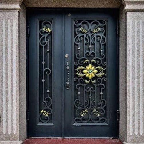 Whole Steel Security Door