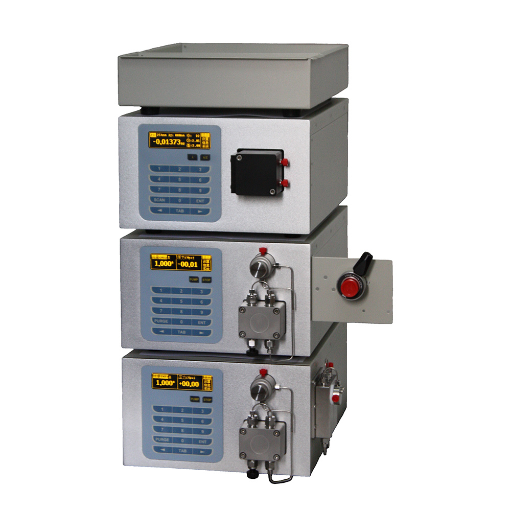 [Hot Item] High-Pressure HPLC Isocratic System with Elsd Detector