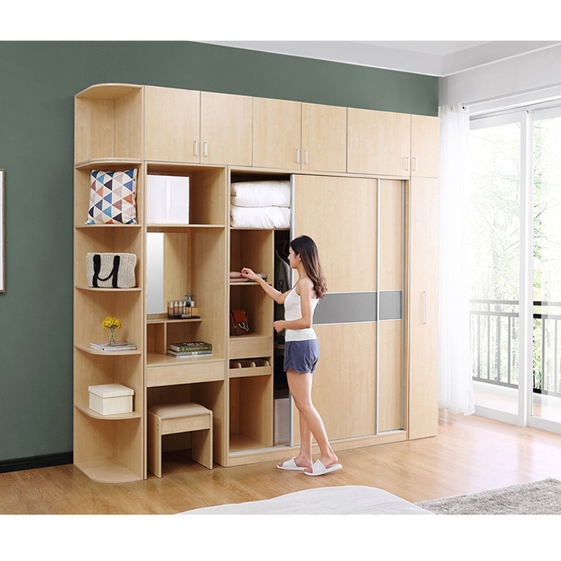 2019 Chinese Manufacturer Used New Design Fashion Wardrobe ...