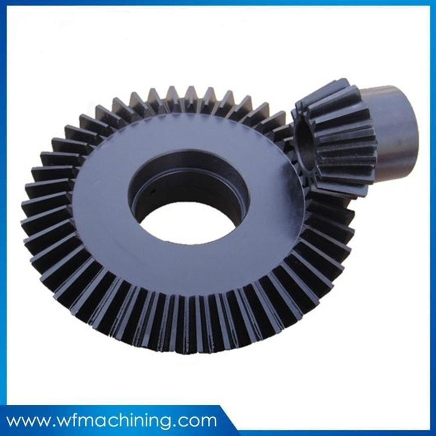 [Hot Item] OEM Gear 45 Degree Precision Helical Pinion Planetary Gear
