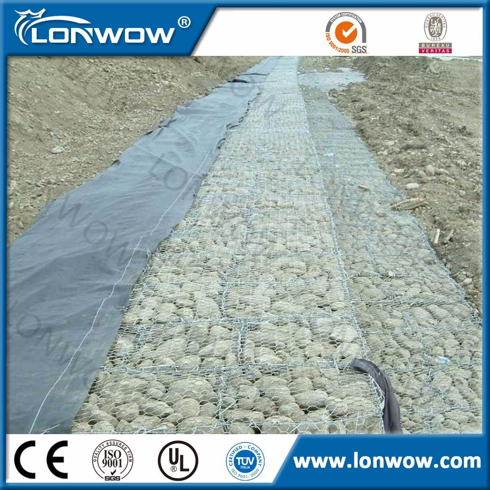 China Wholesale Factory Directly Welded Gabion Basket Wire Mesh ...