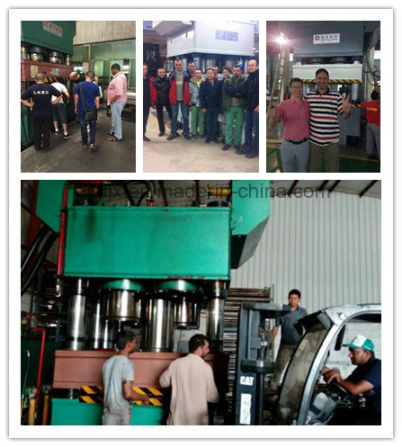 Metal Door/Steel Door Hydraulic Press Machine