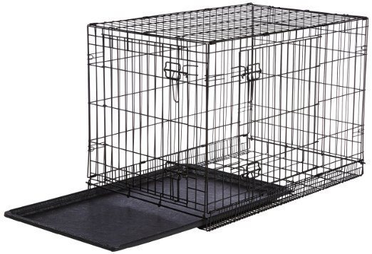 Midwest Life Stages Folding Metal Dog Crate pictures & photos