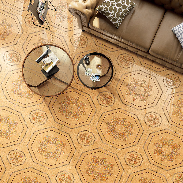 China Cheapest Floor Tiles Ceramic And Small Glazed Polished Tile
