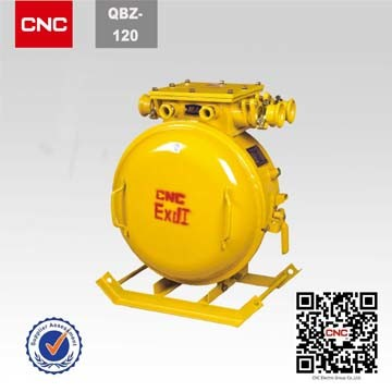 Qbz-120/660 (380) Mining Explosion Proof Type Vacuum Electromagnetic Starter