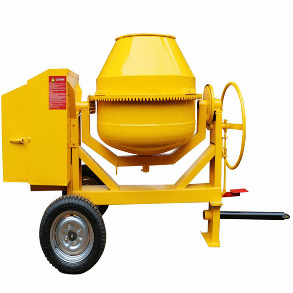 140L Concrete Cement Mixer Mortar Portable Electric Concrete Mixer