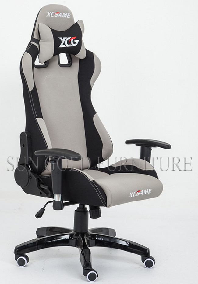 Newest Hot Sell Ergonomic Fabric Gaming Chair Racing Chair (SZ-OCR010)