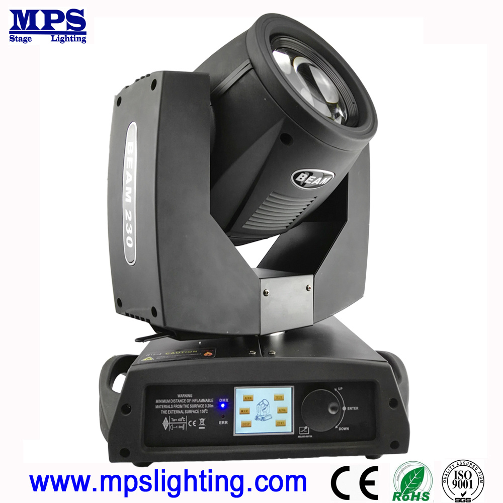 Hot item pro light clay paky sharpy 7r 230w beam moving head light