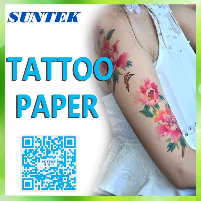 Hot Item Skin Safe Temporary Tattoo Sticker Paper With Cerohsreach Certificate