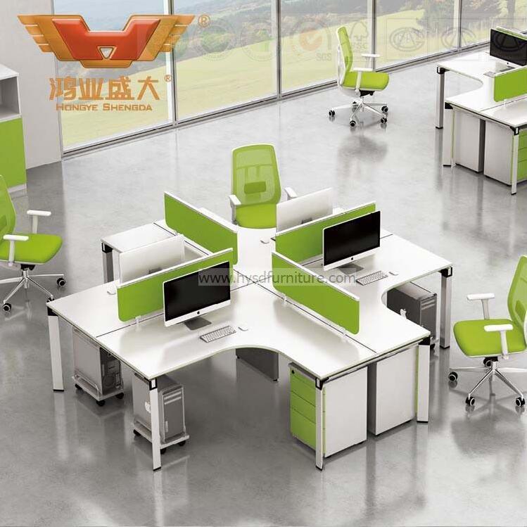 office workstation designs. China 2017 New Design 4 People X Shape Office Workstation - Workstation, Desk Designs F