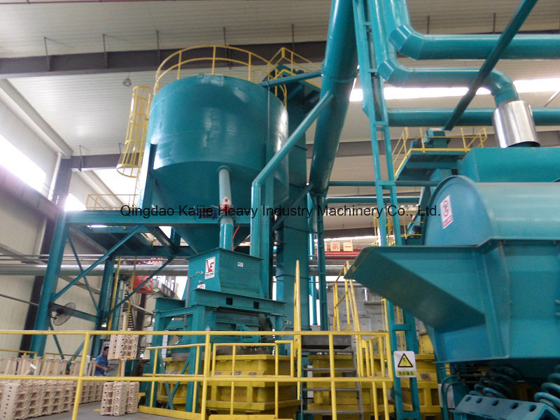 Lost Foam Production Line/Good Choice for Aluminum Products /EPC