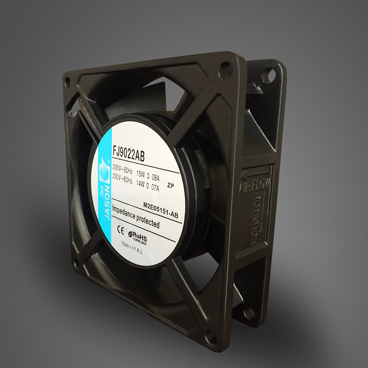 [Hot Item] AC Cooling Axial Fans 110V 90X90X25mm for Industrial Machine