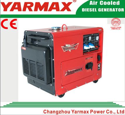yarmax home use 6kw small portable diesel generator set genset small portable diesel generator97 generator