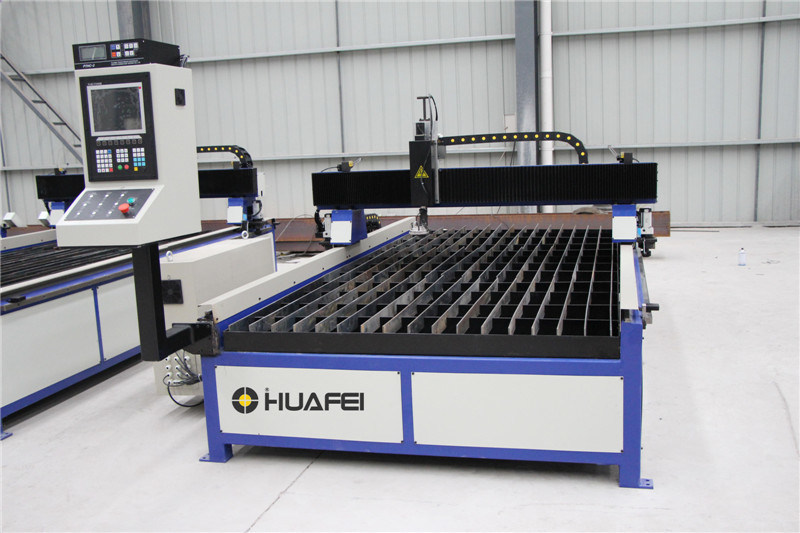 Table Type CNC Plasma Cutting Machine for Metal Sheet pictures & photos