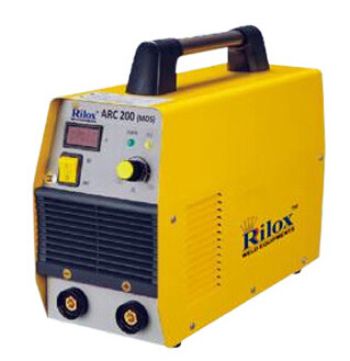 Mosfet Inverter DC Arc Welding Machine Arc200 pictures & photos