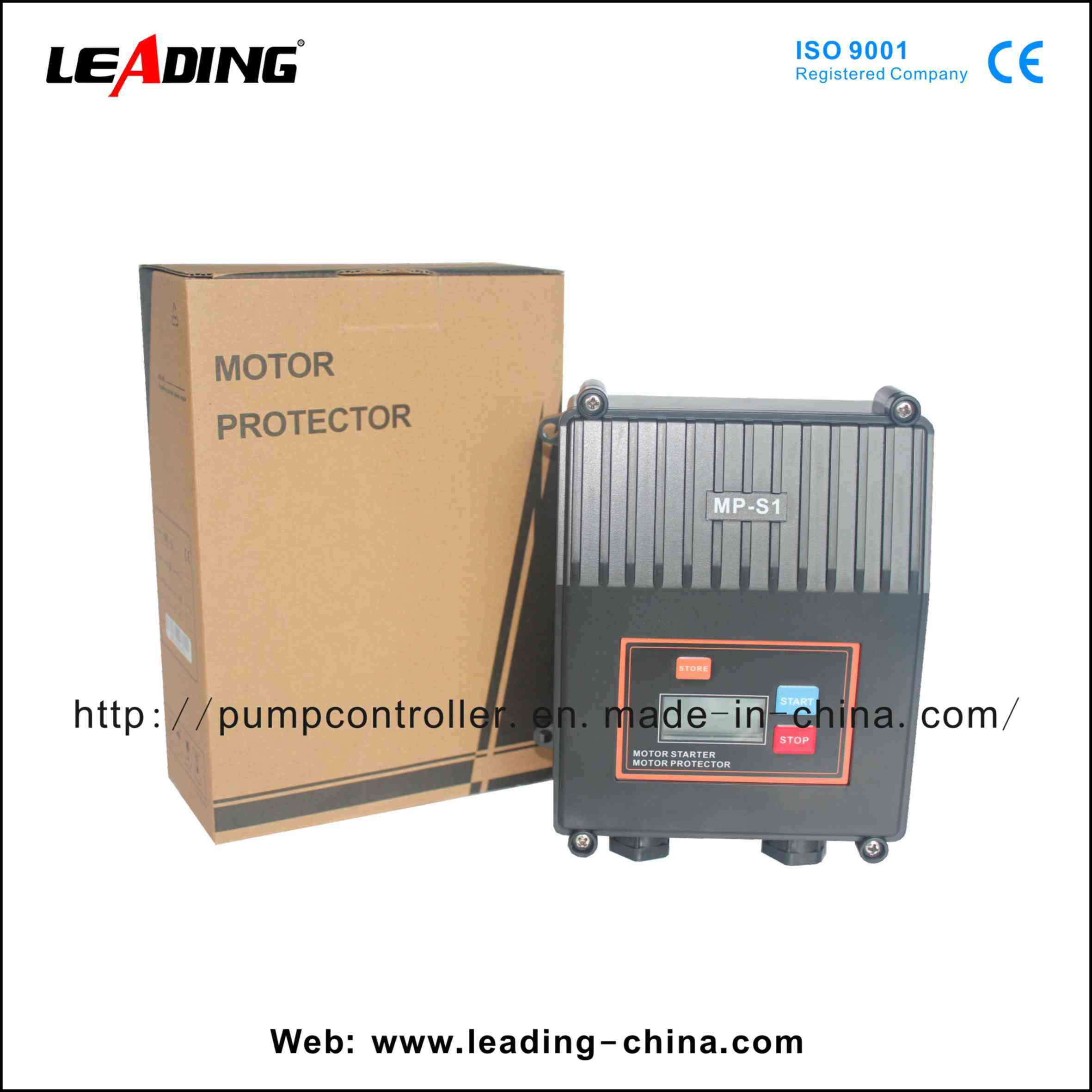 China Single Phase Motor Starter Protector Mp S1 Photos