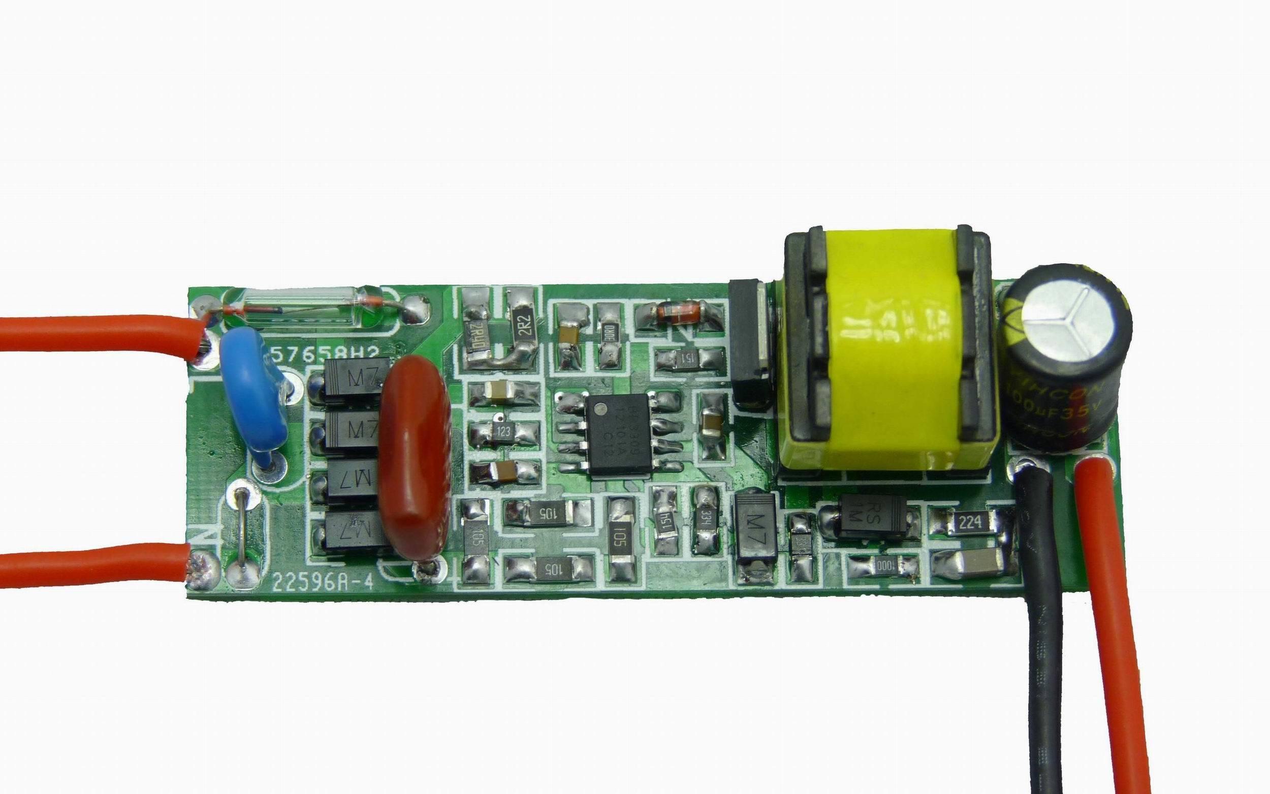 China Led Driver Power Supply Aa0305 1 1w Circuit