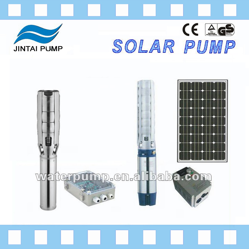 Solar Energy Water Pump System (JCS6)