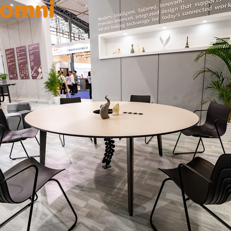 China Office Meeting Table Room, Round Meeting Room Tables
