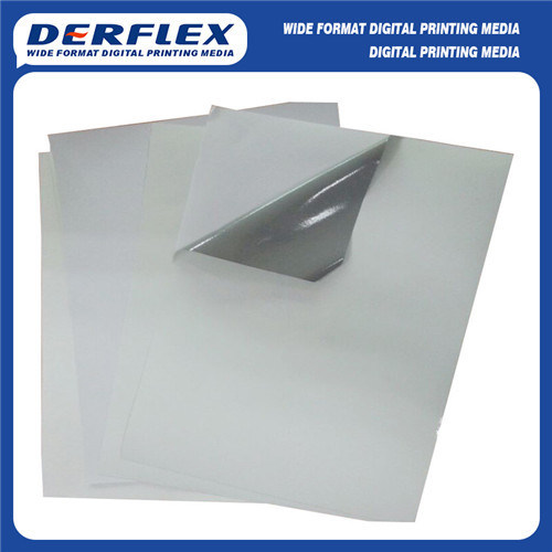photograph regarding Transparent Printable Vinyl referred to as China Clear Self-Adhesive Vinyl Printable - China Self