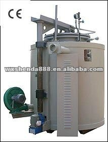 Well Type Vertical Pit Type Vacuum Wire Annealing Furnace (FACTORY)