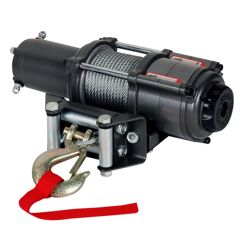 China Atv Electric Winch With 4000lb Pulling Capacity