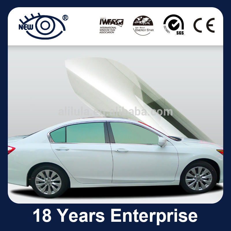 China Long Warranty Sun Protection Car Window Sputtering Solar Film