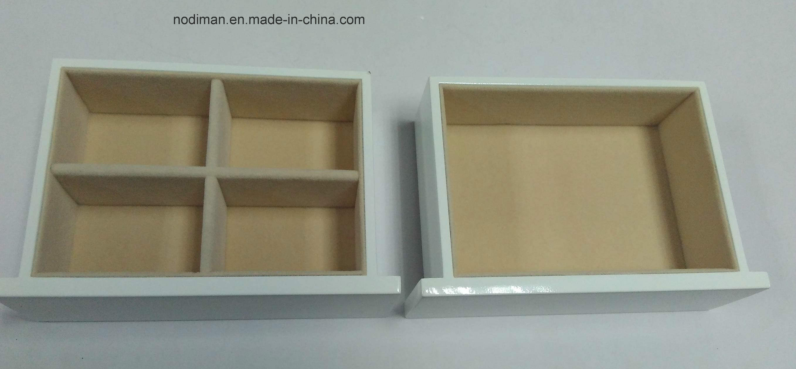 High Grade Jewelry Drawer Wooden Box pictures & photos