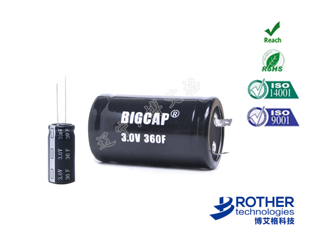 [Hot Item] Hot Sale Snap-in and Lead Types Super Capacitor (3 0V 100f)  Farad Capacitor