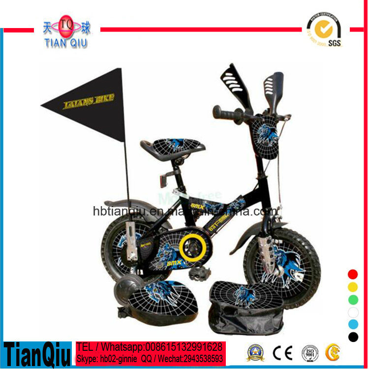 [Hot Item] Beautiful 12 14 16 Inch Bicycle for 2-7years Old Children  Bicycle/BMX/Kid Bike/Baby Bike