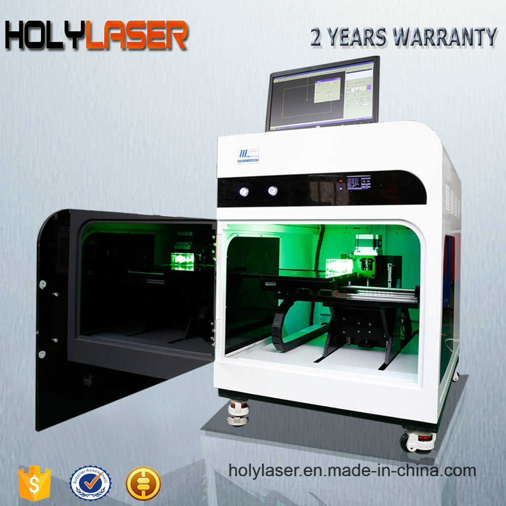 [Hot Item] 3D Laser Crystal Engraver DIY Magic Gift Shop Engraving Machine