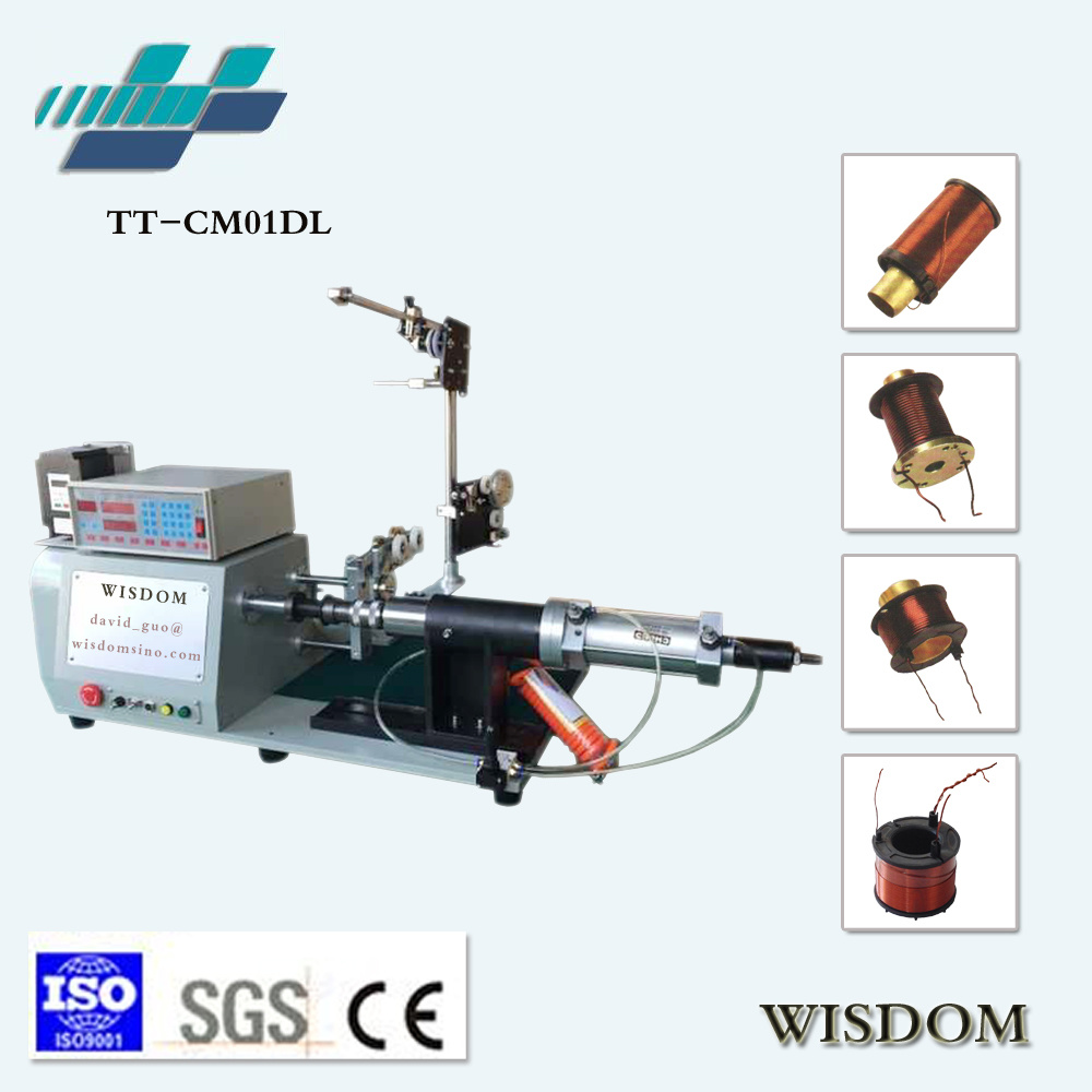 China Large Torsion Winding Machine Specially For Solenoid Switch Relay Big
