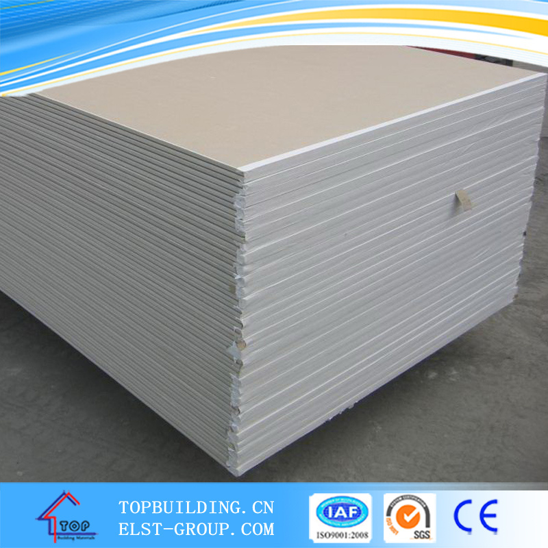 Standard Board/Fireproof Gypsum Board/Moistureproof Gypsum Board/Waterproof Gypsum Board/Plasterboard/Gypsum Ceiling Board/Gypsum Board