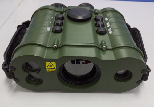 China Military Thermal Camera With Gps Electrical Compass