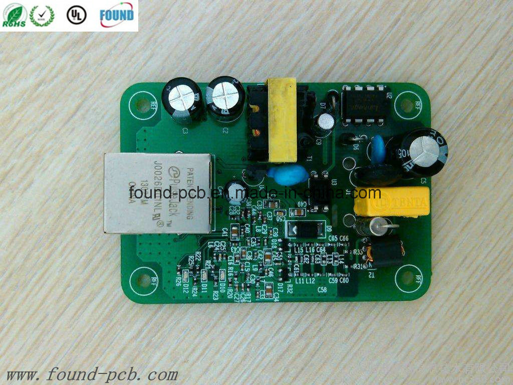 China One Stop Stamped Printed Wiring Board Contract Pcba Electronic Smt
