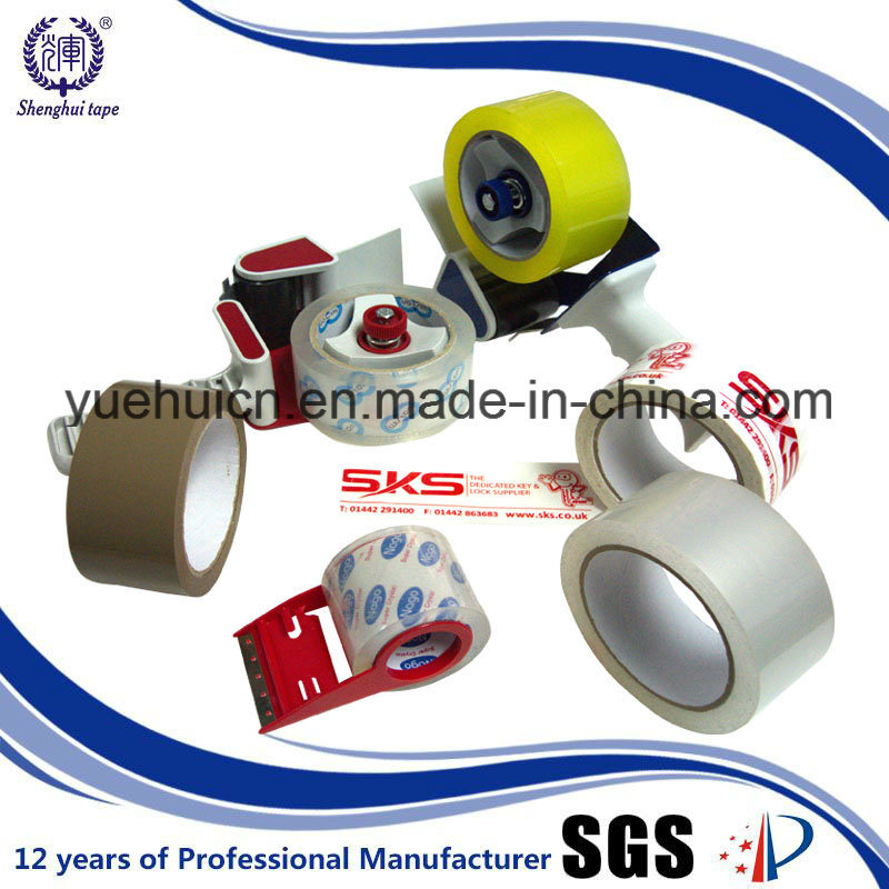 ISO Certificate Manufacturer OPP BOPP Adhesive Packing Tape pictures & photos