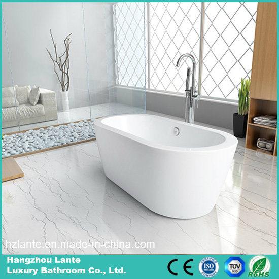 China Cheap Simple Acrylic Freestanding Bathtub Lt 2d China Freestanding Bathtub Acrylic Bathtub