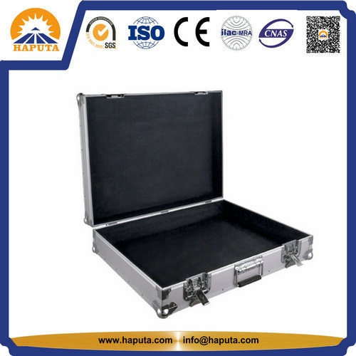 Hard Portable Metal Tool Boxes With Metal Corners (HT 3218)