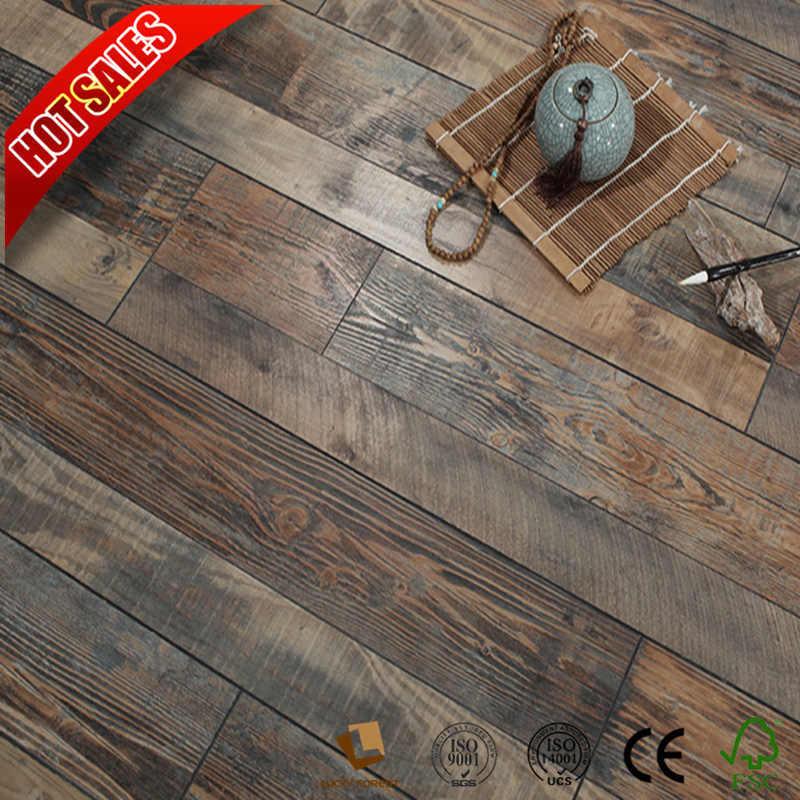 China Style Selections Laminate Flooring Waterproof 8mm 12mm Hardwood Building Material