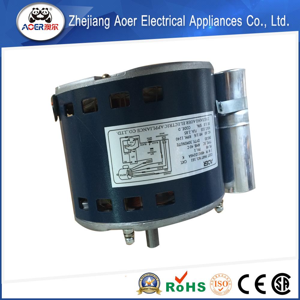 China 48 Frame Single Phase Air Cooler Motor Winding Photos ...