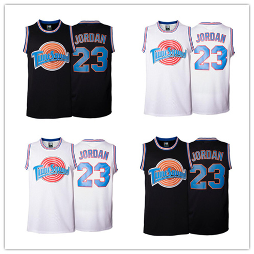 huge discount 7b4ea 12288 [Hot Item] Ncaa Space Jam Tune Squad 23 Michael Jordan College Jerseys