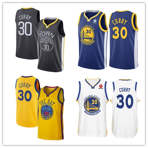 online retailer 880fa 1b0fb [Hot Item] Custom Customized Warriors Jerseys 30 Stephen Curry Basketball  Jerseys