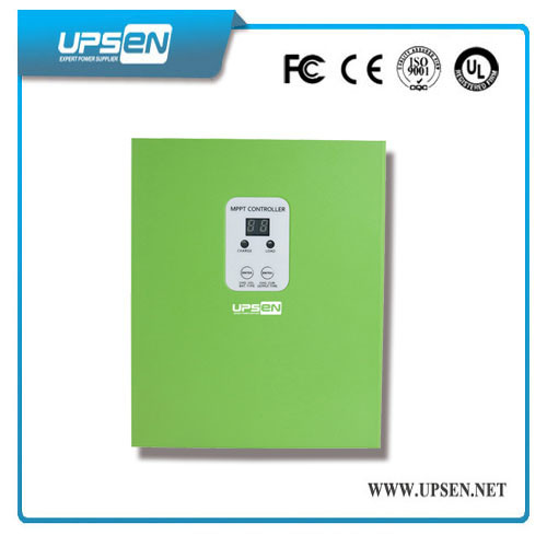 China MPPT Solar Charge Controller 15A/20A/25A/30A/40A with RS232
